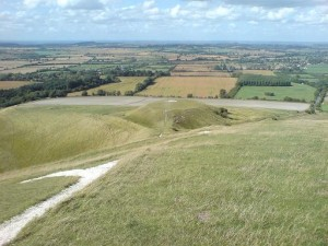 Uffington White Dragon's Hill