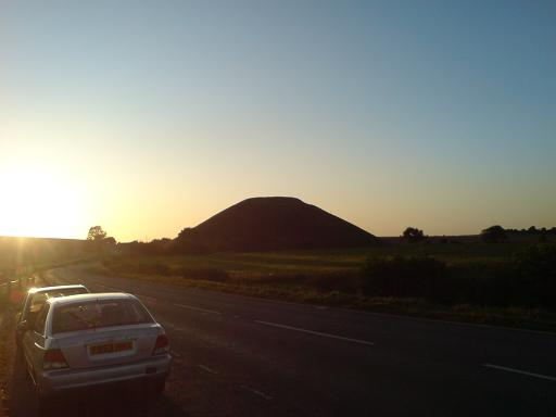 Silbury Hill - Sept 09