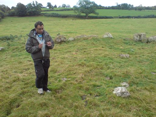 Glassonby cairn circle (3)