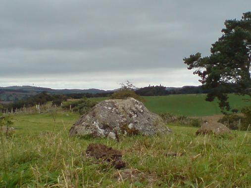 Glassonby cairn circle
