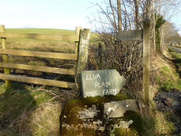 Elva Plain stone circle - Cumbria - Imbolc 2013-02-02 071 (10) (Medium)
