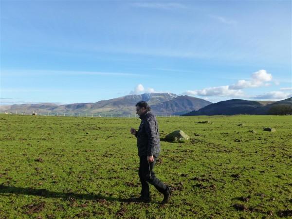 Elva Plain stone circle - Cumbria - Imbolc 2013-02-02 071 (3) (Medium)