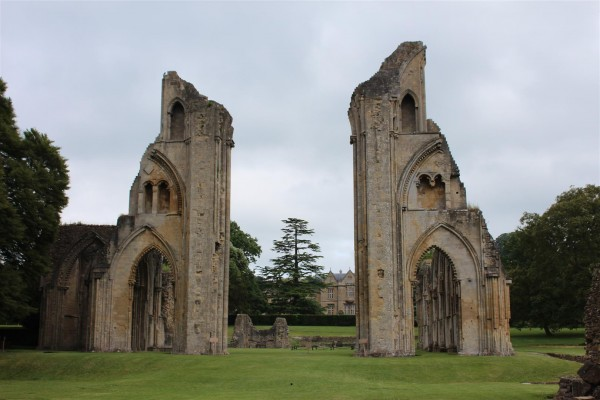 Glastonbury Abbey - Solstice 2013 (7) (Large)