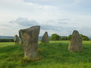 Nine Stones in warmer times