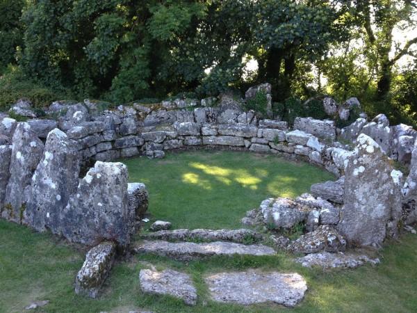 Din Lligwy - Anglesey - Lammas 2013 (2) (Large)