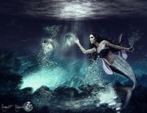 Goddess by Sergio Miguelez