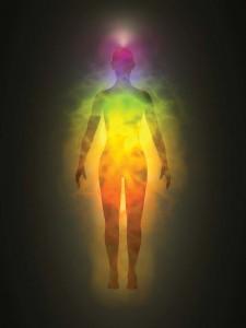 A balanced aura