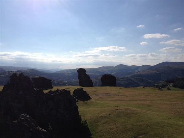Dinas Bran - July 2014 (8) (Medium)