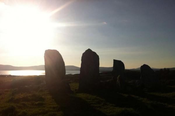 Eightercua Stones