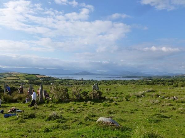 Ardgroom Outward stone circle - June 14 (2)
