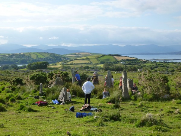 Ardgroom Outward stone circle - June 14 (3)