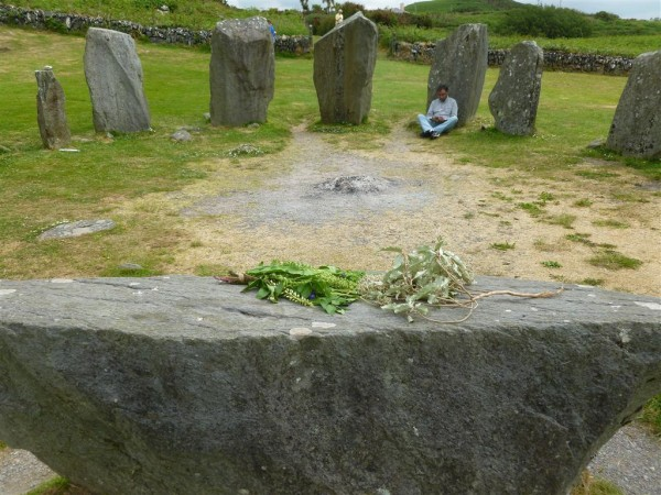 Drombeg stone circle - June 14 (16) (Medium)