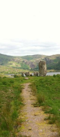 The path to Ruagh
