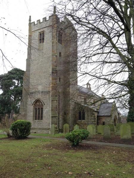 St Michaels Church - Solstice 2014 (1)