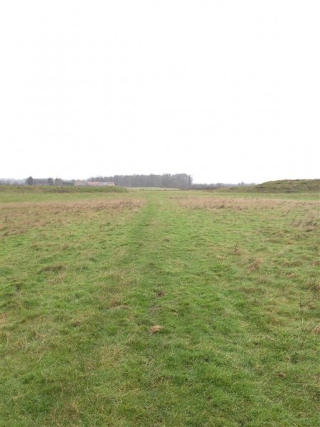 Thornborough Henge - Winter Solstice 2014 (5)
