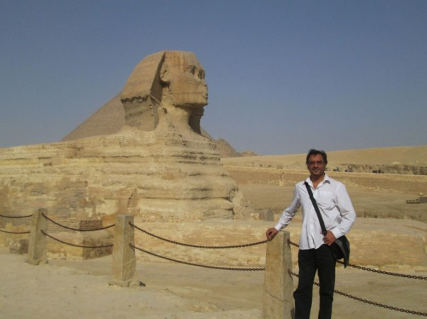 Cleansing at the Sphinx