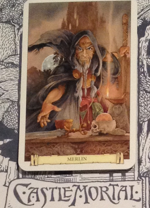 Camelot Tarot 2015 – The Latter Half