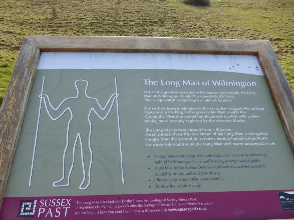 Long Man of Wilmington (2)