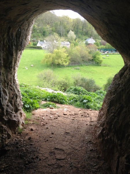Beunos Well and Cave - Beltane - May 2015 (7)