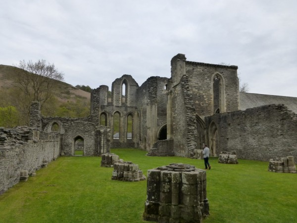 Vale Crucis Abbey - Beltane - May 15 (1)