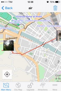 dowsing trail for air