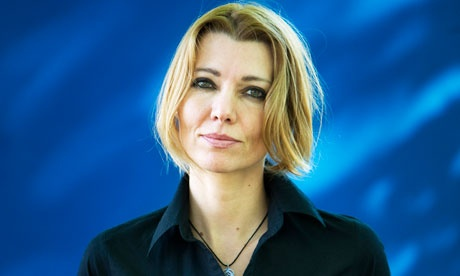 Elif Shafak, an ingredient and sufism
