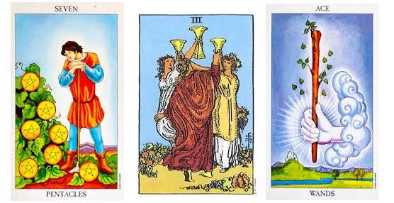 Cards by Caileach