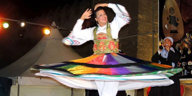 Whirling with the Dervishes p1
