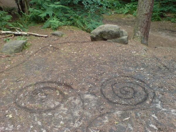 Folly Stone Circle Alderley Edge