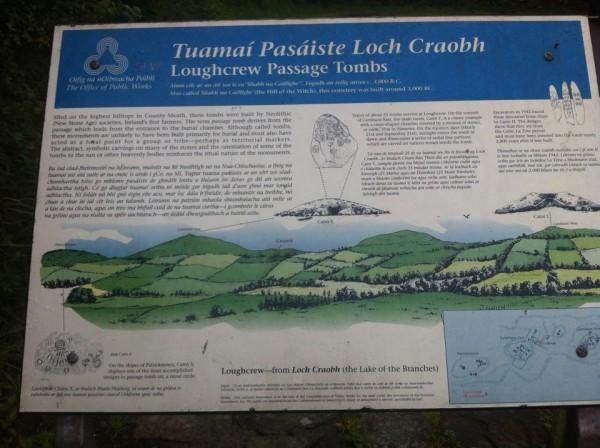 Loughcrew - The beginning