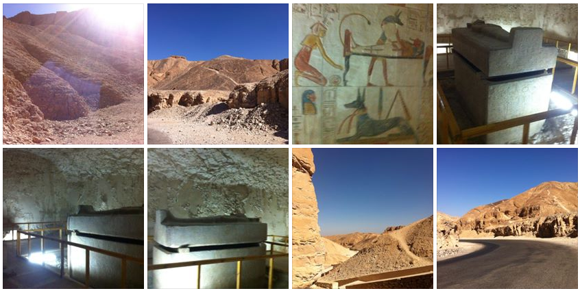 Energy in the Tombs – Egypt 12