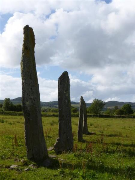 Ballymeanoch stones - Lammas 2015 (2)