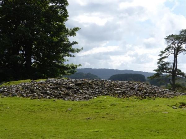 Dunchraigaig Cairn - Lammas 2015 (10)