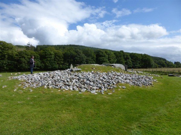 Nether Largie South cairn - Lammas 2015 (5)