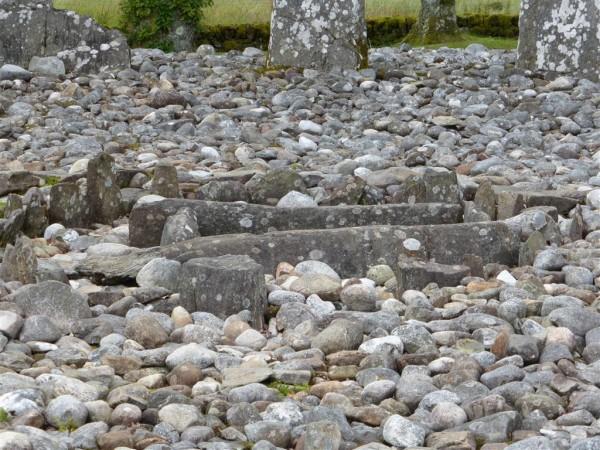 Temple Wood South stone circle - Lammas 2015 (2)
