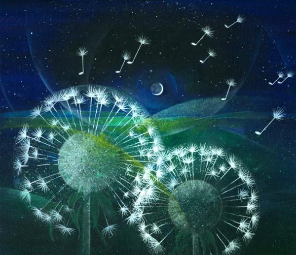dandelion_clock