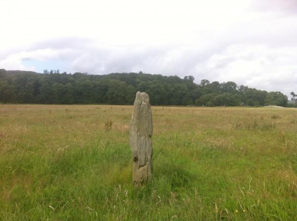 A singular Stone Portal