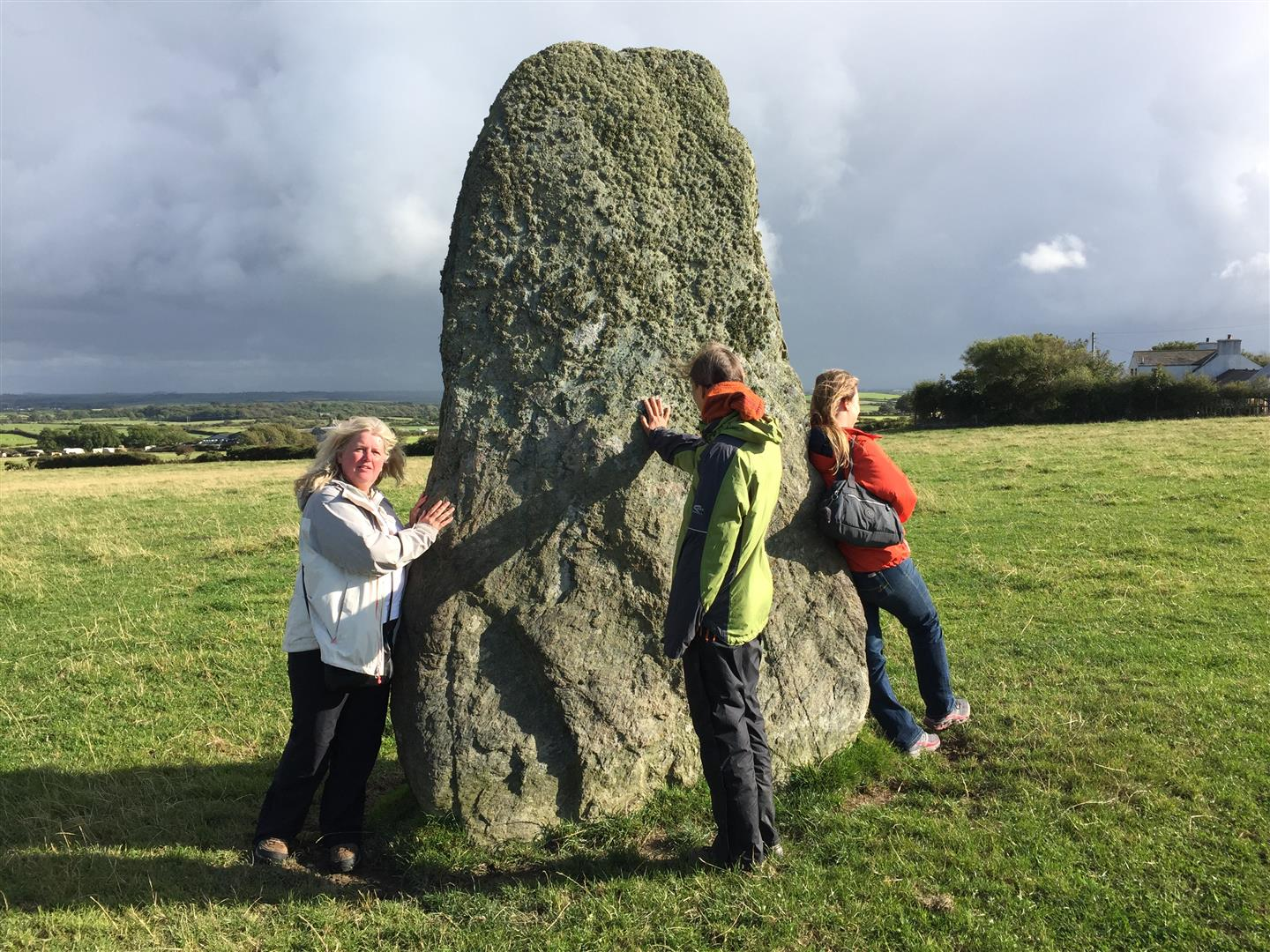 Anglesey Megalithic Tour 2015 P2