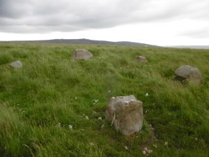 Appletreewick stone circle - Hebden N York - Summer Solstice 2016 (2)
