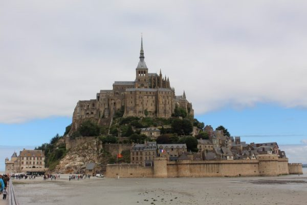 Mont St Michel - Normandy July 2016 (1)