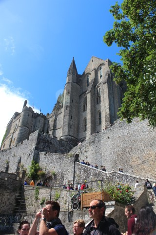 Mont St Michel - Normandy July 2016 (14)